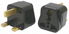 GS-2 UK PLUG ADAPTER (Hot Product - 1*)