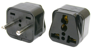 GS-4 PLUG ADAPTERS 1