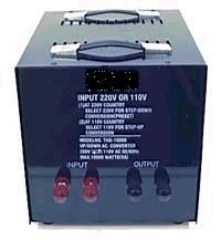 A.C STEP-UP & DOWN TRANSFORMER (ST-10000)
