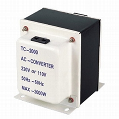 TC TYPE A.C STEP UP/STEP DOWN TRANSFORMER (Hot Product - 1*)
