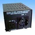 A.C STEP-UP & DOWN TRANSFORMER TC-500A