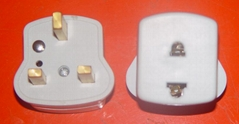 GS-105 UK ADAPTER PLUGS