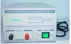 13.8V (12V) D.C REGULATED POWER SUPPLY (Hot Product - 1*)