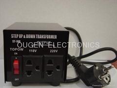 ST系列交流升降变压器