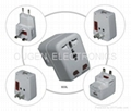 QZ07 UNIVERSAL TRAVEL ADAPTOR