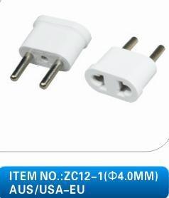 ZC12 旅行轉換插頭 3