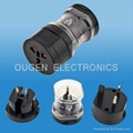 OU04 TRAVEL ADAPTOR