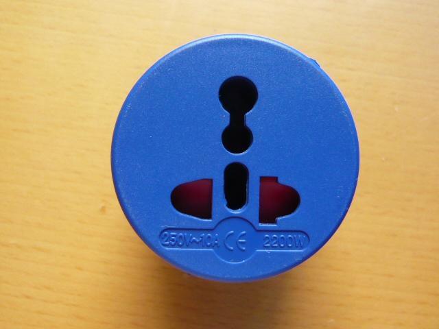 OU04 旅行轉換插座 5