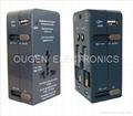 QZ08A 全球通轉換插座 2