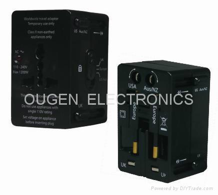 QZ08 全球通转换插座 1