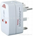 ZC02A UNIVERSAL TRAVEL ADAPTOR