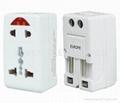 OU01 多功能轉換插頭 轉換器