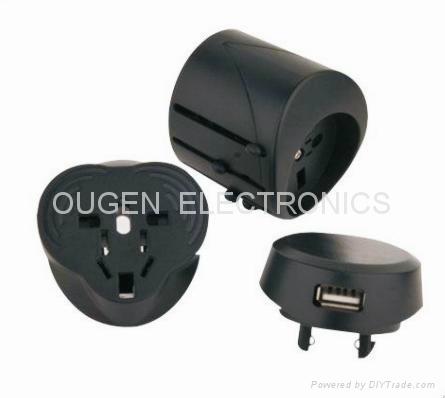 OU03A 便携旅行连接器 1