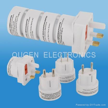 ZC11 全球通轉換插座 1