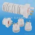 ZC11 全球通轉換插座