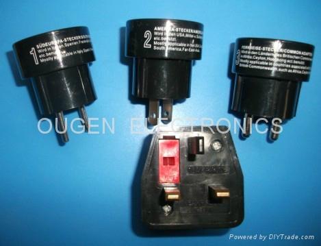 ZC11 全球通轉換插座 2