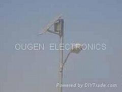 30W 太陽能CFL燈
