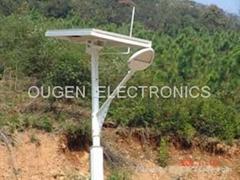 20W太陽能路燈
