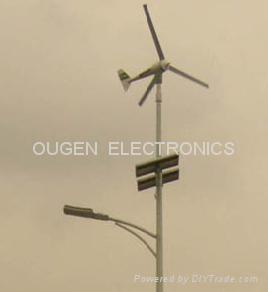 风能和太阳能路灯 1