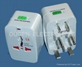 OU-02 TRAVEL ADAPTOR
