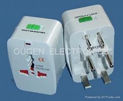 OU-02 全球通转换插座