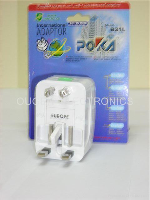 ZC-02 全球通轉換插座 2