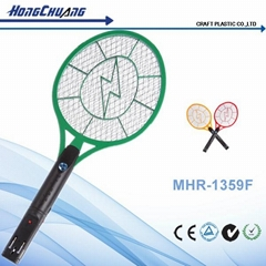 Mosquito insect Hitting Racket