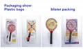 Mosquito killing swatter (two AA batteries operated) 4