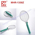 AA batteries operated Mosquito Hitting Racket can be fold 2