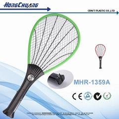 Mosquito Hitting Racket with Led light