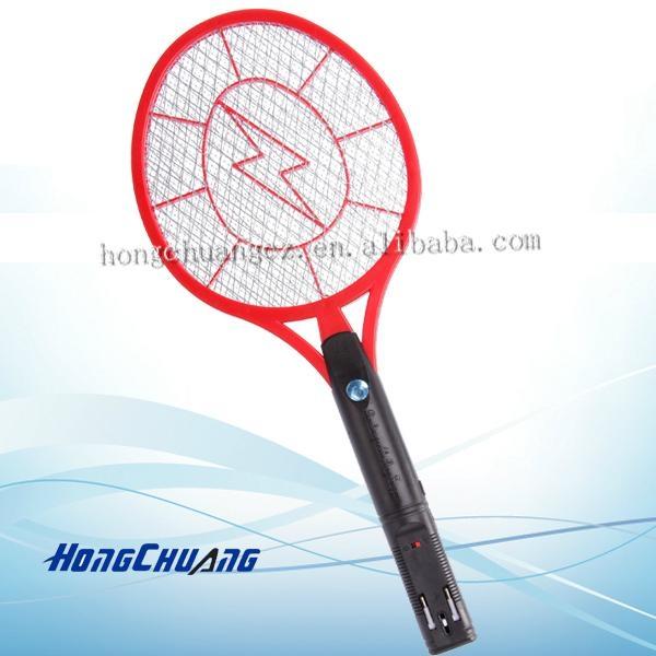 Mosquito Hitting Racket (with round-pin plug) 1