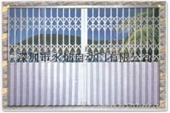 深圳維修不鏽鋼拉閘門