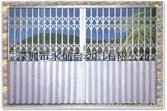 深圳维修不锈钢拉闸门
