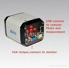 Industrial Video Microscope