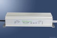 12V 100W LED waterproof transformer