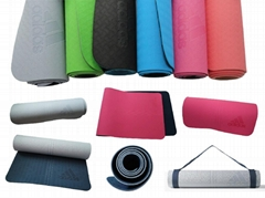 Best Quality Gym exercise fitness yoga mats from BESTOEM