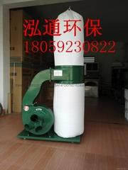 木工移動式單桶布袋吸塵器(廠家直銷)