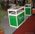 深圳玻璃產品展示櫃出租