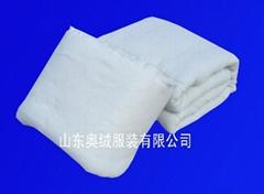 化纤针刺棉被胎