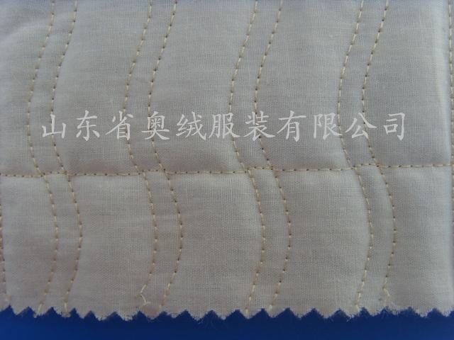 絎縫加工 4