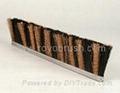 Bronze-Nylon Mix Strip Brush
