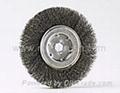 wheel brush steel wire 6-inch