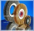 stee wire wheel brush