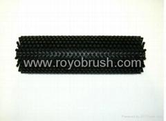 350mm wire roller brush