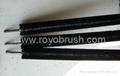 Plastic wire brush