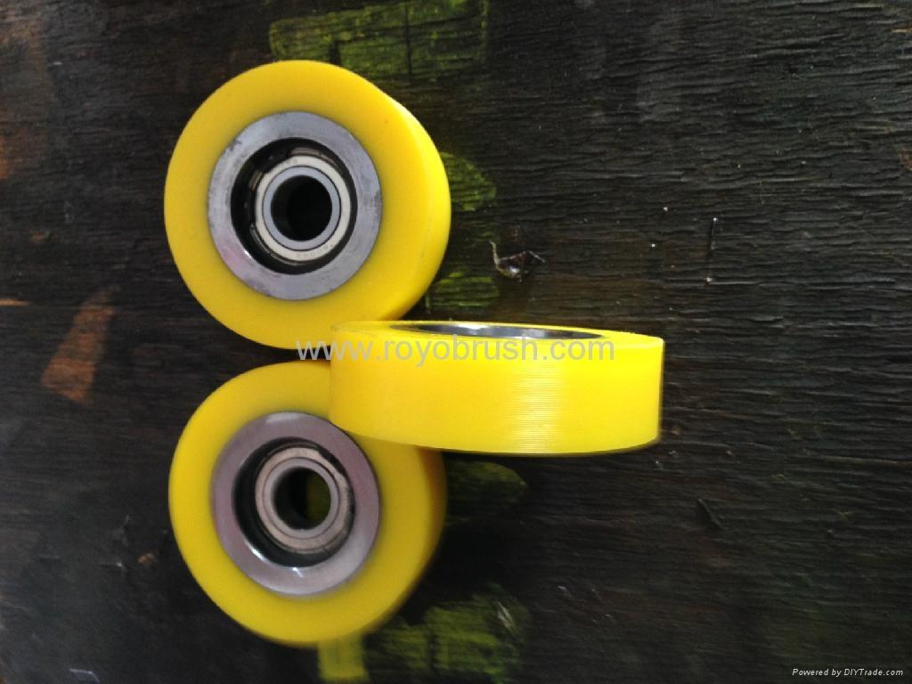 Diameter 50mm PU roller