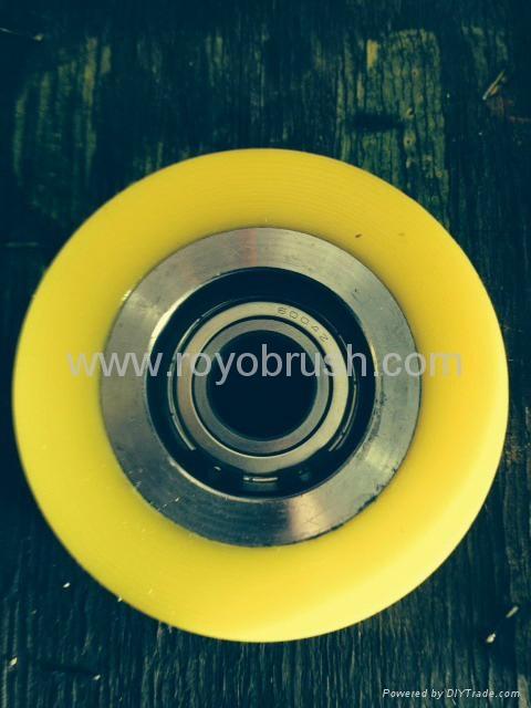 Diameter 50mm PU roller 2