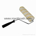 American type paint roller brush