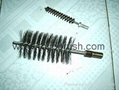 Tube brush for polishing