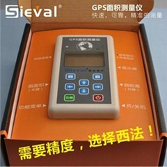 高精度土地面積西法GPS測量儀SV-108